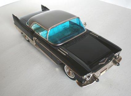 Marusan / GM Special Edition friction Eldorado Brougham 1957 in box original tin toy car