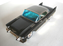 Marusan / GM Special Edition friction Eldorado Brougham 1957 in box original tin toy car