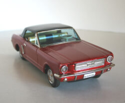 Ford Mustang 60's Bandai Japan