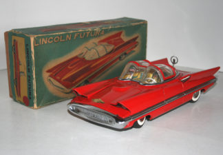 Lincoln Futura Tin Toy Car
