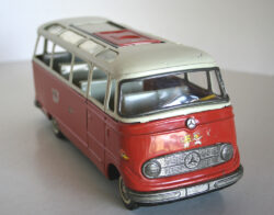 Mercedes Benz Mini-Bus 60's Tomka-México