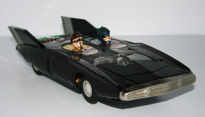 Batmobile Firebird III Alps