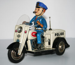 Police Motorcycle Nomura