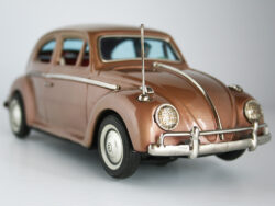 Volkswagen Beetle Bandai Light Brown