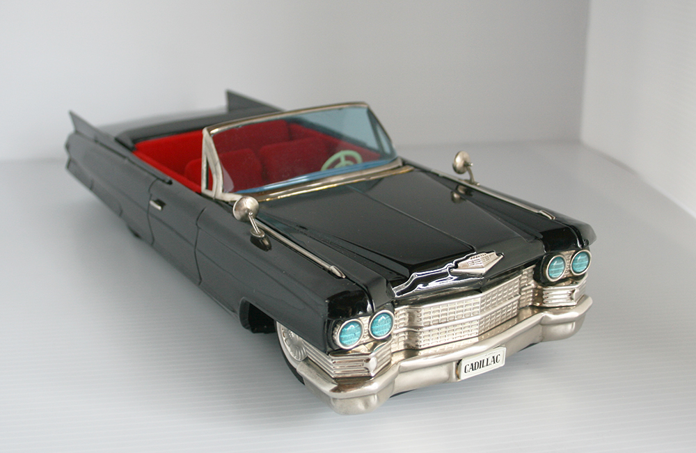 Bandai Japan 60 S Cadillac Special Convertible 962 Friction 17