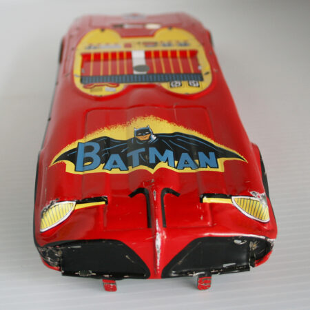Taiwan Body 12 inch Red Batmobile