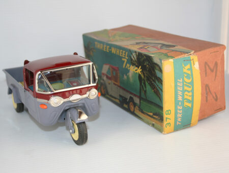 Mazda Three Wheel Truck Motorcycle Bandai