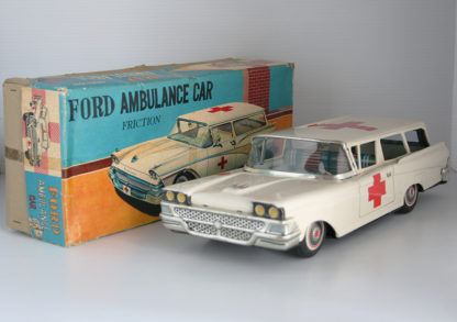 Ford Ambulance Car Asahi