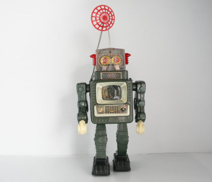 Television Spaceman Robot Alps50's