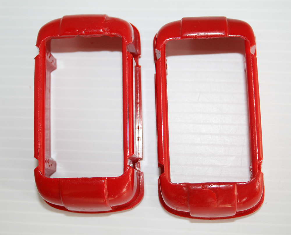 Horikawa 60's For Several Robots, Red Plastic Shoes original plastic toy part