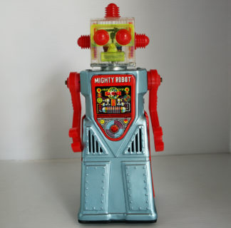Yoshiya KO Japan 60's Mighty Robot
